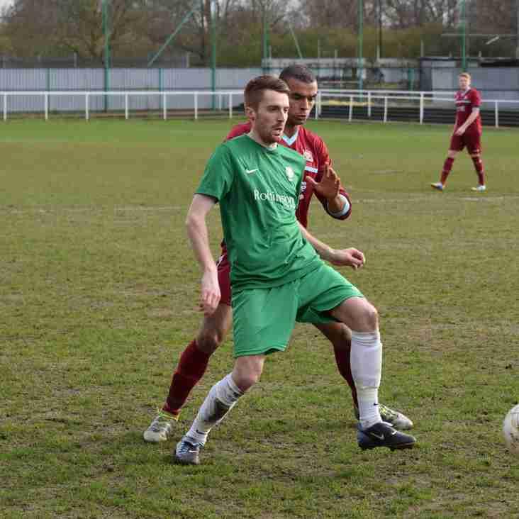 Friendly against Maidstone United