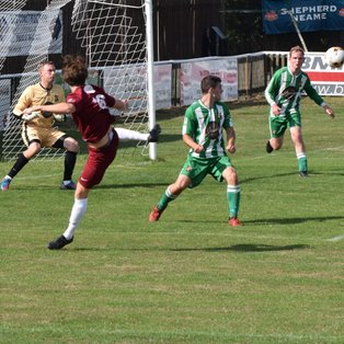 Dominant City Put Five Past Rusthall in Season Opener