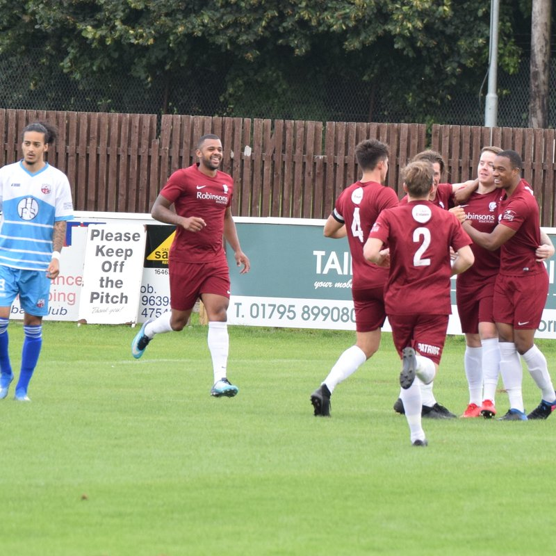 Another League Defeat for City at Home to Crowborough Athletic