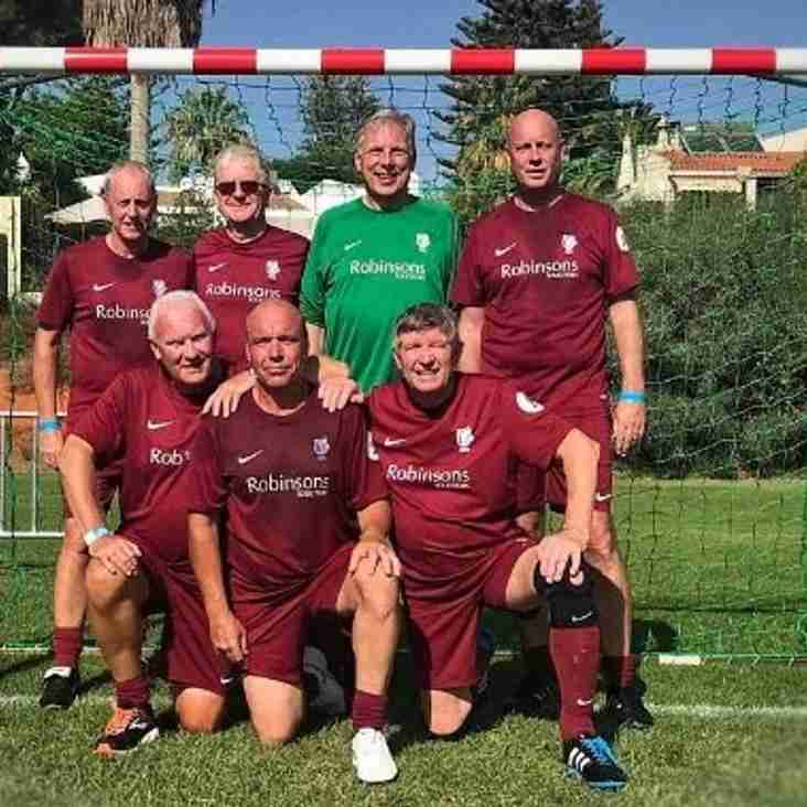City's Walking Football Success in Portugal