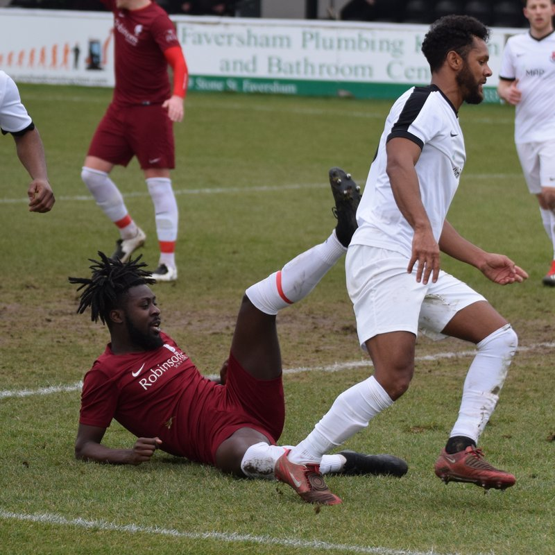 All Square Between City and Tunbridge Wells