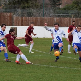 City and Bearsted Share the Goals and Points