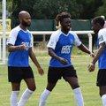 New Signing Zak Ansah Hits Hat-trick