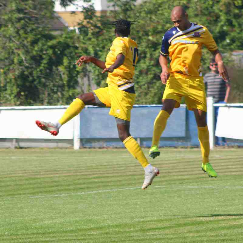 24/08/19 v. AFC Croydon Ath [FA Cup]