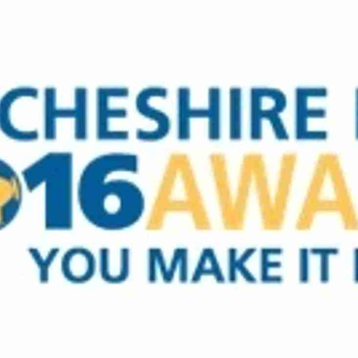 Cheshire FA Awards 2016 - Nominate Now!
