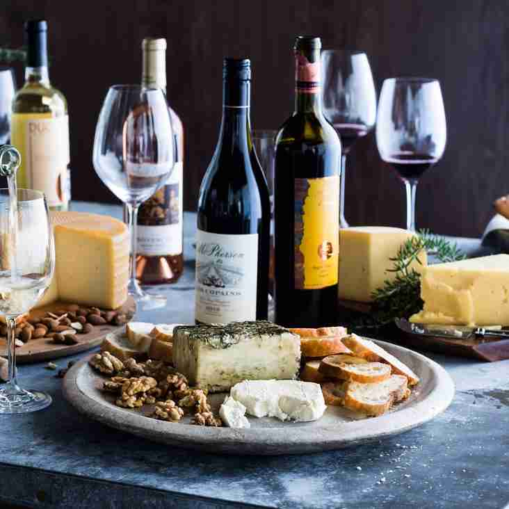 Marlow Ladies are hosting a Cheese and Wine night!