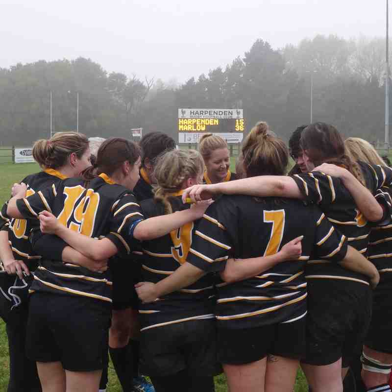 Harpenden vs Marlow Ladies (A)