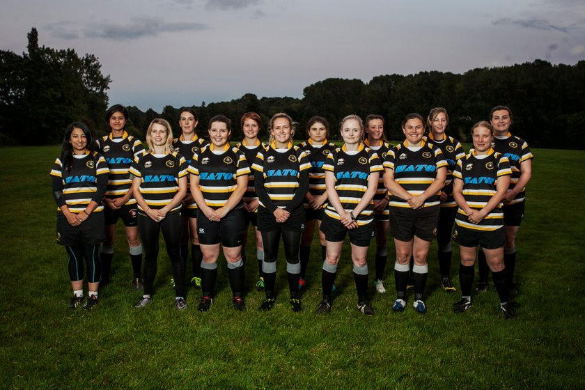Marlow Ladies 1st XV lose to Haringey Ladies 10 - 15