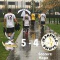 Strathearn Grove V Jeanfield Swifts AFC Match report