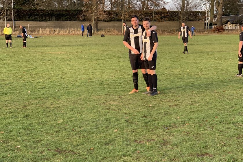 Coupar Angus AFC V Jeanfield Swifts AFC Match report