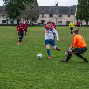 Scone Thistle v Jeanfield Swifts AFC Match report