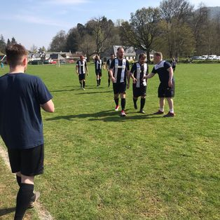 Dunkeld & Birnam AFC V Jeanfield Swifts AFC Match report