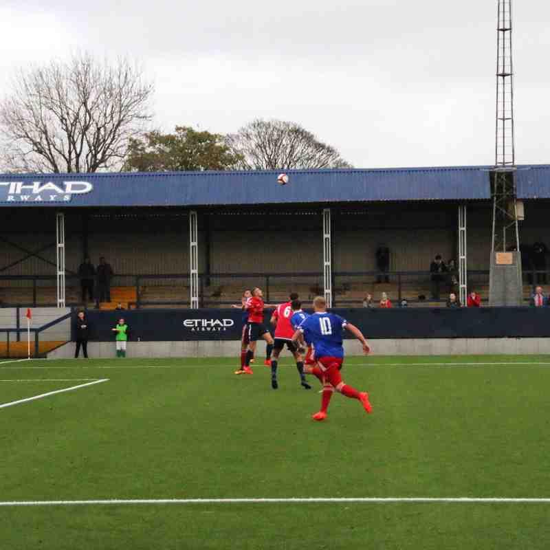 Hyde United v Ossett Town