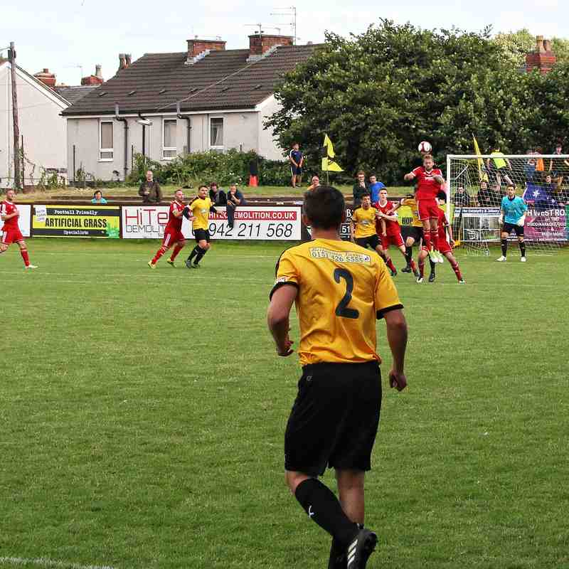 Prescot Cables v Ossett Town AFC - Sat 12th Aug 2017