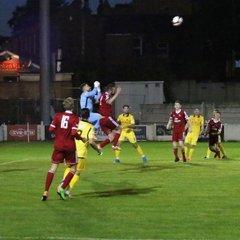 Ossett Town AFC v Scarborough Athletic - Tue 15/08/2017