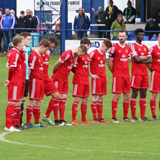 3-0 FA Trophy victory for Ossett Town at Ingfield