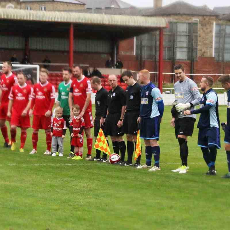 Ossett Town AFC v Goole FA Trophy 07/10/2017
