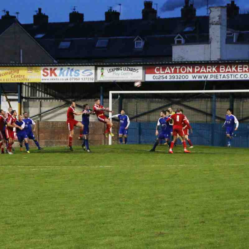 Clitheroe v Ossett Town - Saturday 4th November 2017