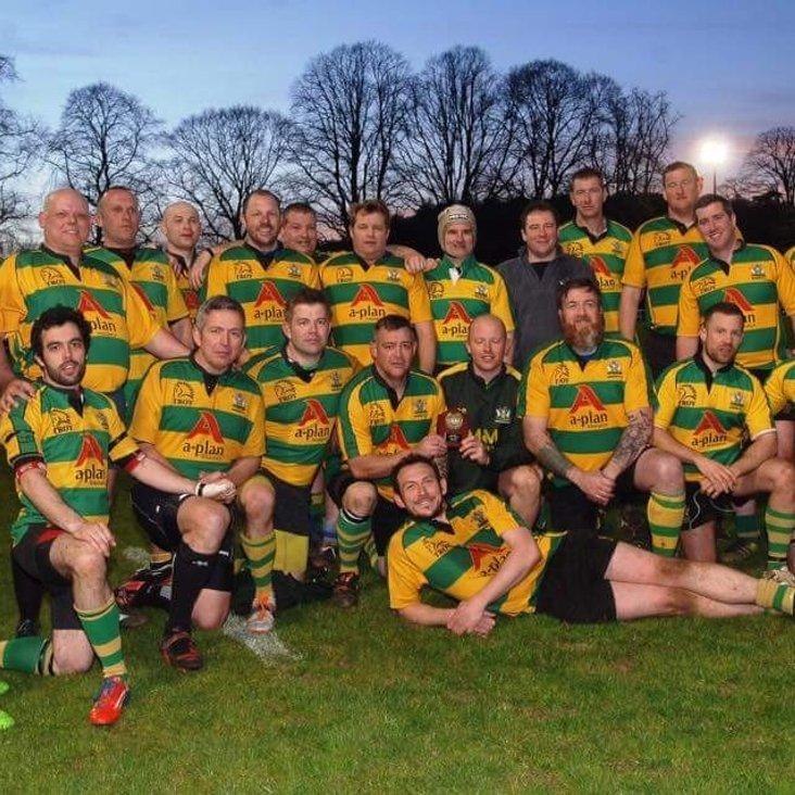 Abingdon RFC Veterans vs Grove RFC Veterans - Wednesday 22nd February 17<