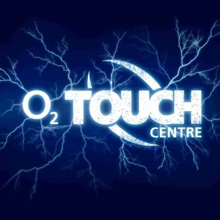 O2 Touch Rugby Starting Wednesday 18th May! Everyones Invited!