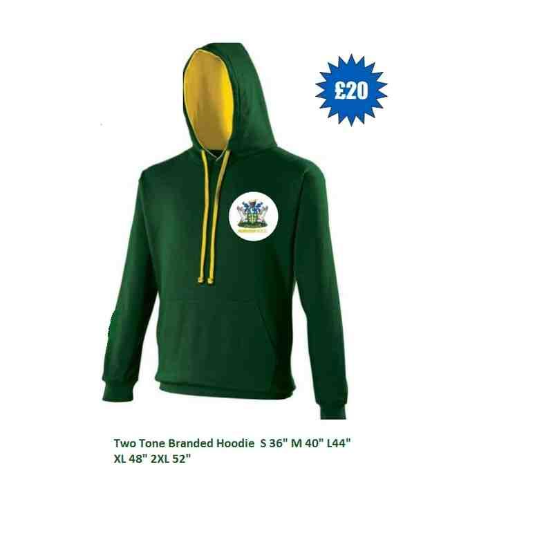 ARFC Branded Two-Tone Hoodie