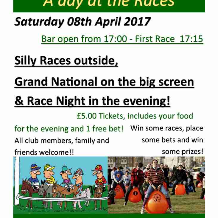 A day at the Races with Abingdon RFC