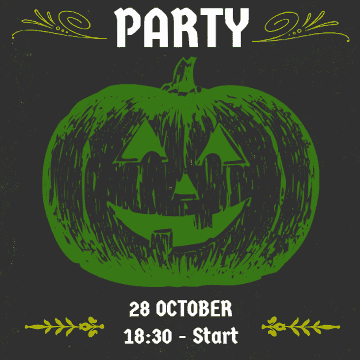 ARFC Family Halloween Party - TICKETS NOW ON SALE