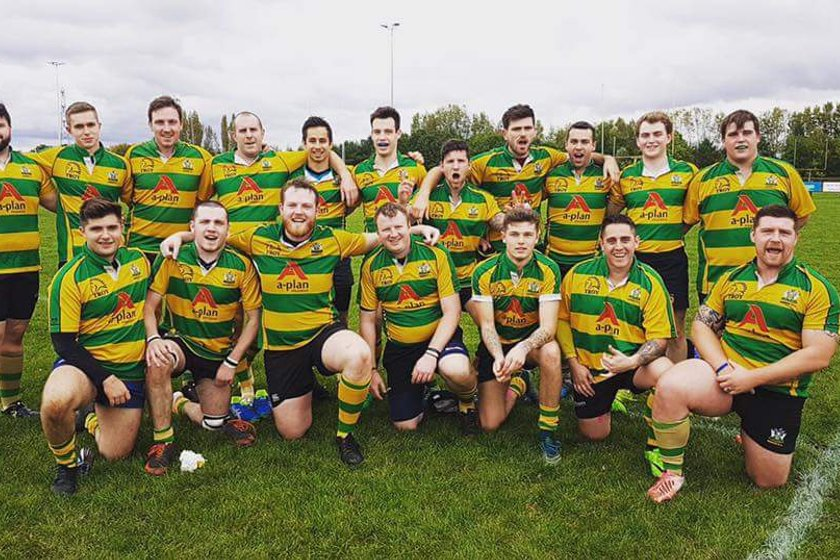 First XV lose to Slough 63 - 15