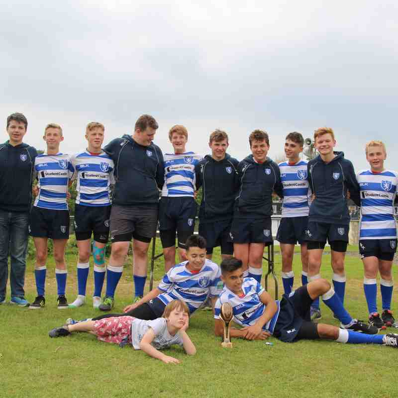 Worthing 7's 7th May 2017