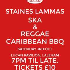 Reggae & Ska Caribbean BBQ Night