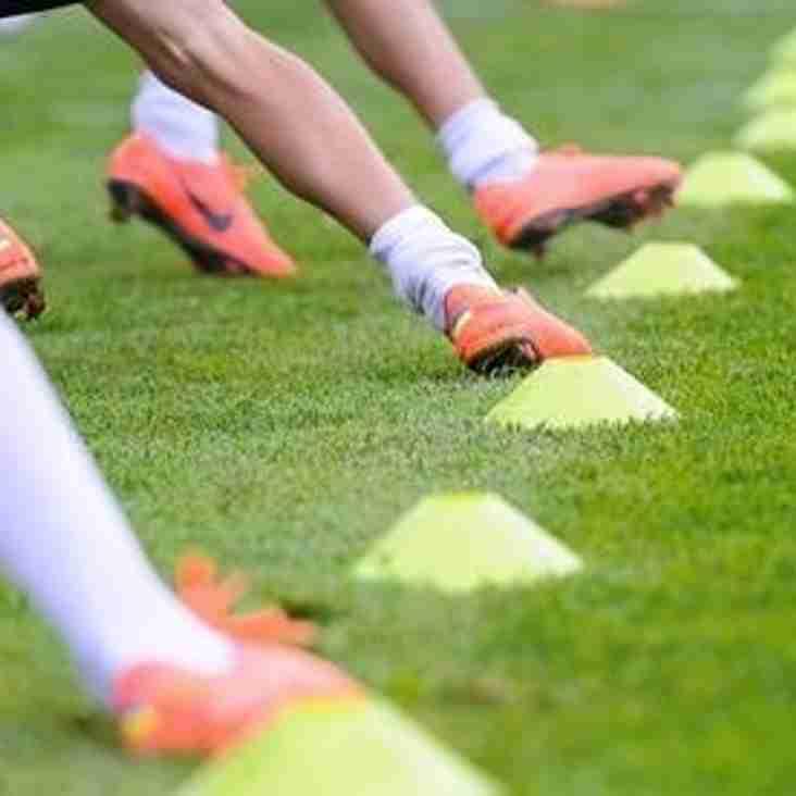 Pre Season Training Starts
