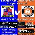 Mold Alex FC v Conwy Borough FC