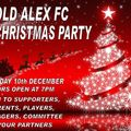 Mold Alex Christmas Party