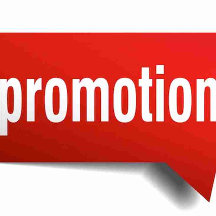 PROMOTION LATEST (UPDATED 26th April)