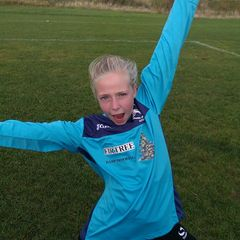 Easington colliery u11 girls