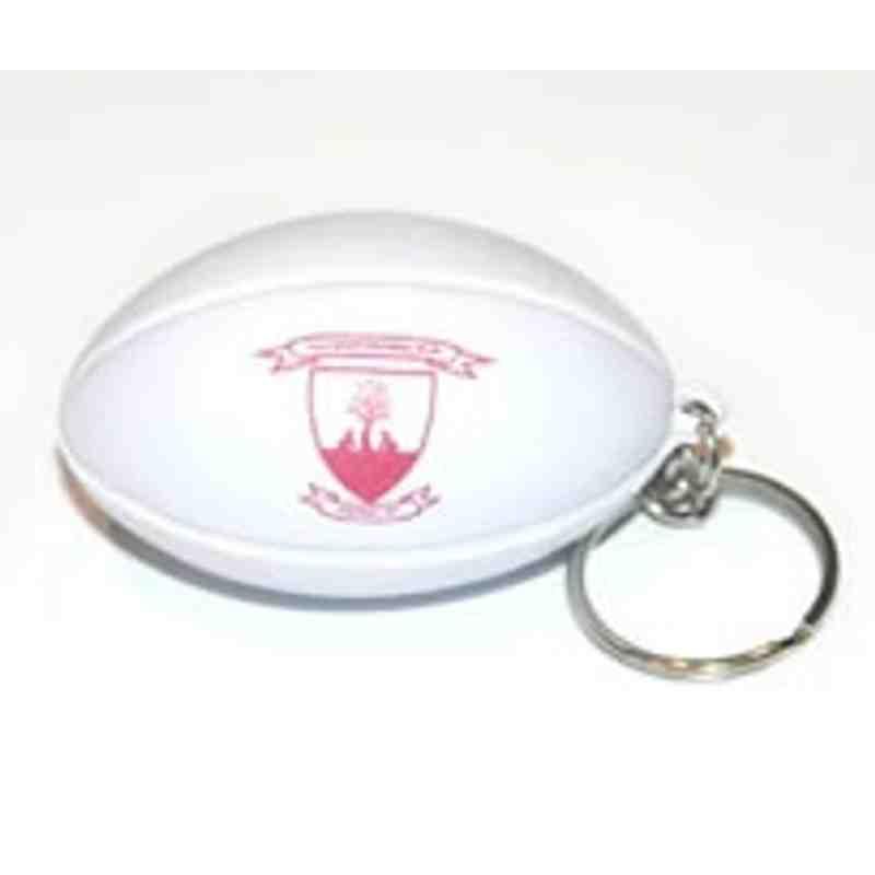 Gala RFC Rugby Ball Keyring