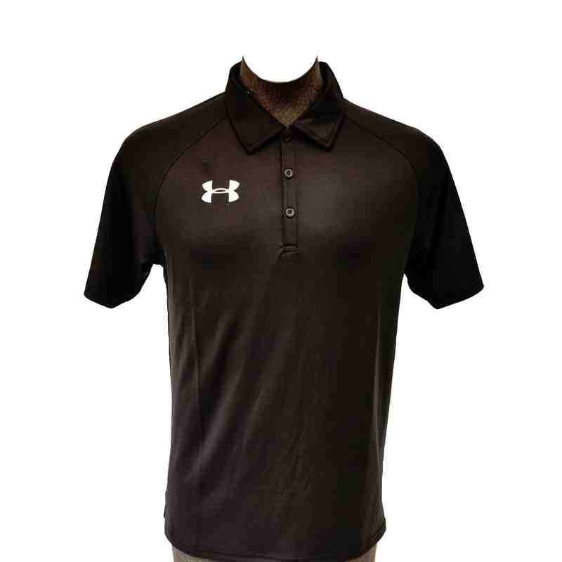 Under Armour Black polo shirts Adults only
