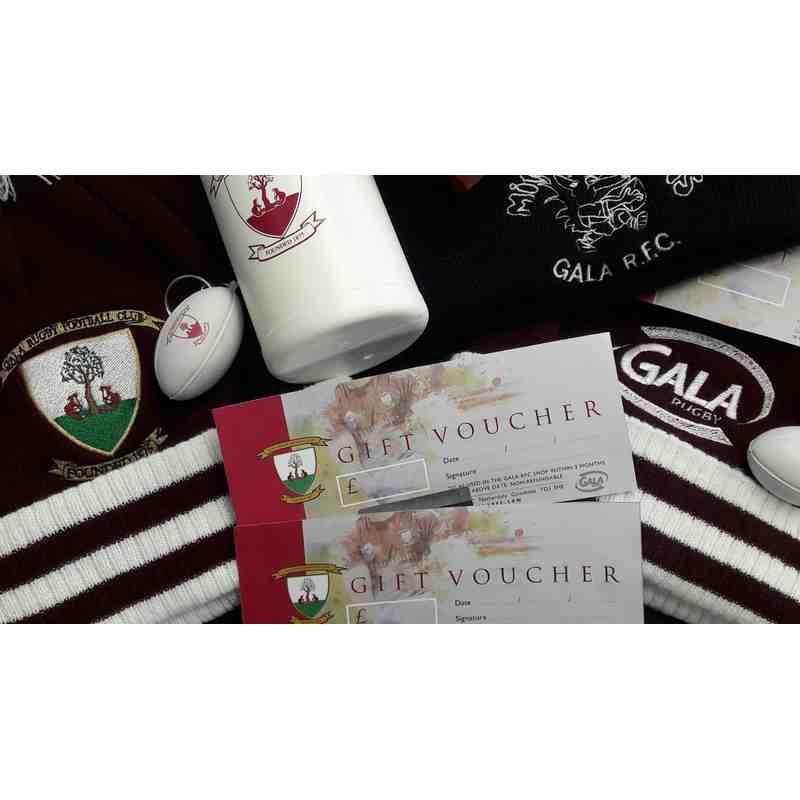 Club Shop Gift Voucher