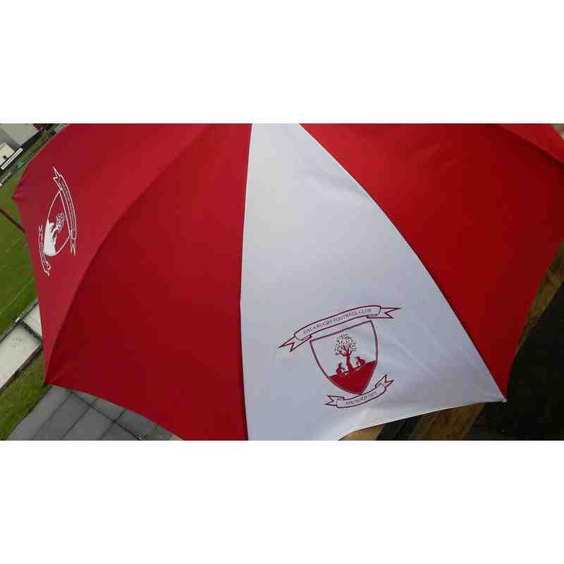 Gala RFC Umbrella NOW BACK IN STOCK