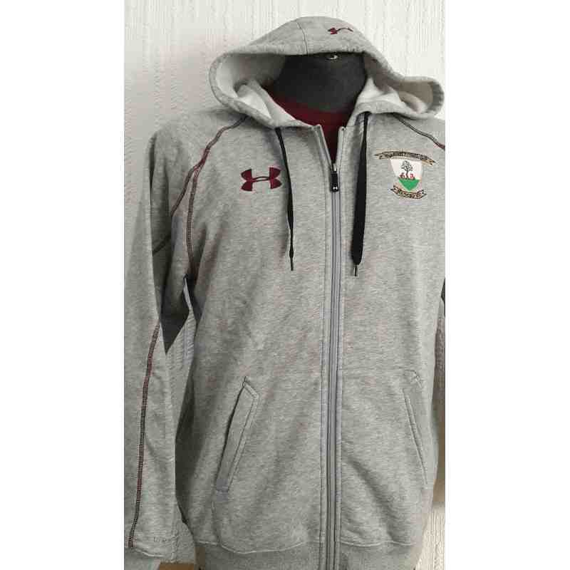 Under Armour Hooded Sweat Top