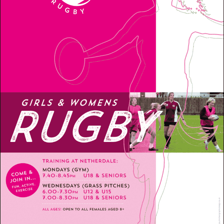 Women's and Girls Rugby