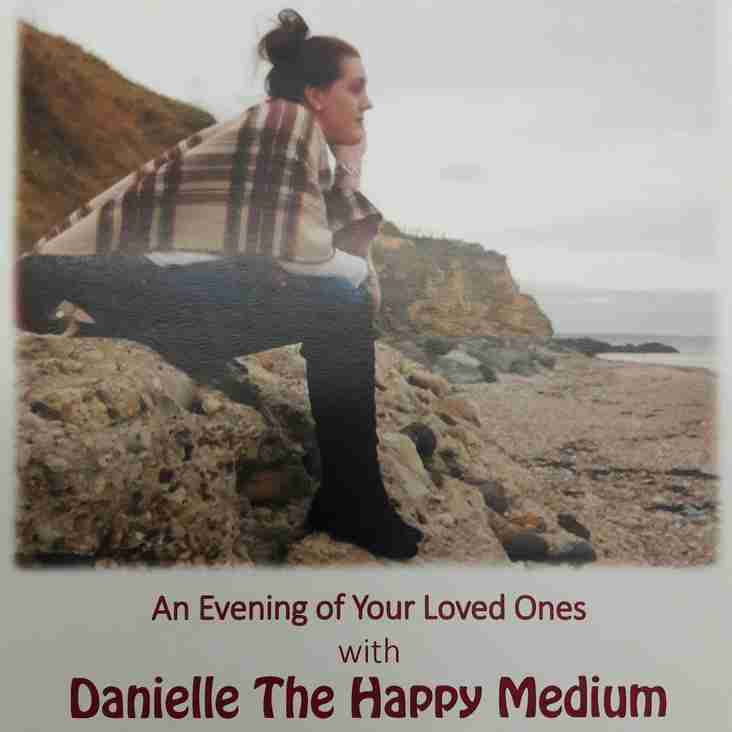 "An Evening with Danielle ""The Happy Medium"""
