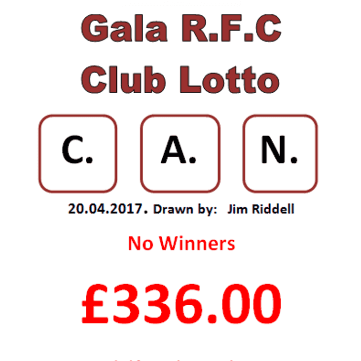 Lotto results 20.04.17