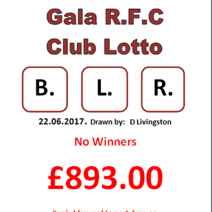 Lotto results 22.06.17
