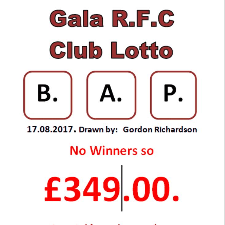 Lotto results 17.08.17