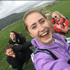 Yorkshire Three Peaks for the Alzheimer's Society