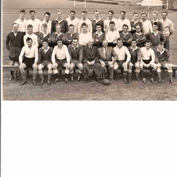 Bygone Days @ BRUFC v Co-optimists 1957