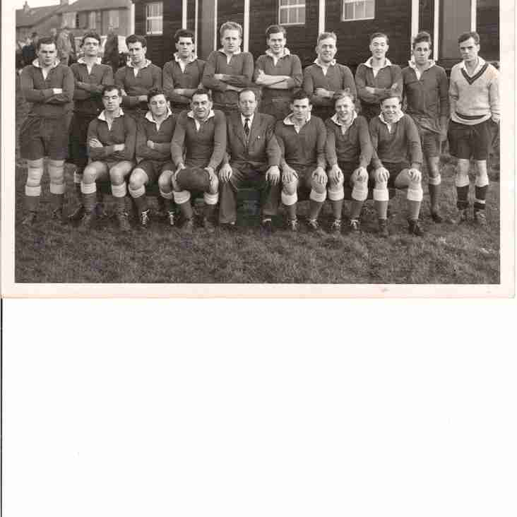 Bygone Days @ BRUFC Blackburn Team