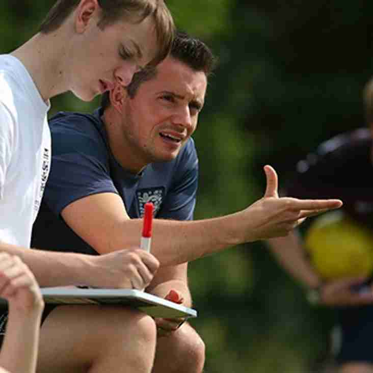 Nottinghamshire FA Helping Clubs Engage Young Leaders