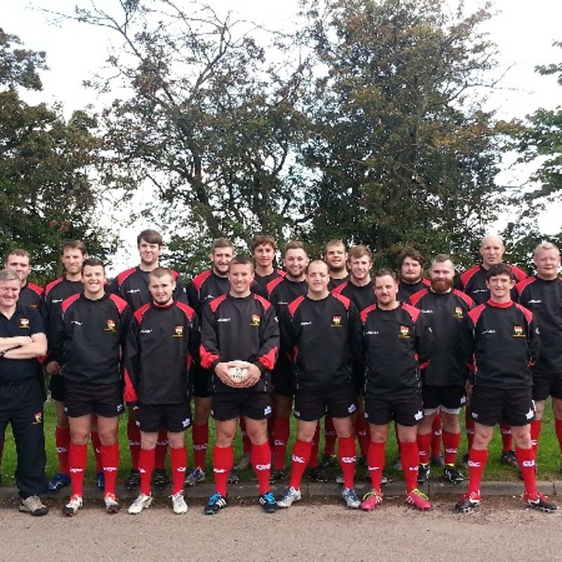 First XV lose to Dunfermline RFC 7 - 11